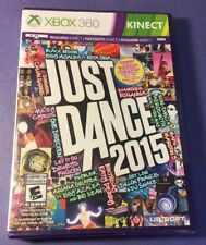 Just Dance 2015 (XBOX 360) NEW