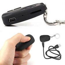 HD Mini Car Key Chain Keyring Video Recorder Hidden Camera Camcorder Cam DVR New