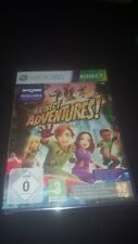 Xbox 360 Kinect Adventures Sealed New Game !!