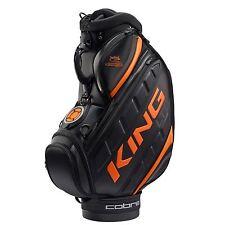 Cobra Golf King Staff Bag 2016 Black Orange