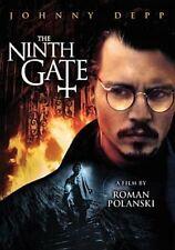 The Ninth Gate Multilingual Region 1 DVD