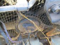 Radiator Fan Motor Fan Assembly Condenser Fits 89-90 240SX 82486