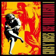 GUNS N' ROSES ( NEW SEALED CD ) USE YOUR ILLUSION 1 / ONE / I