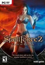 SpellForce 2 Faith in Destiny PC Games Windows 10 8 7 XP Computer rpg rts NEW