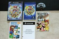 Mario Party 5 (Nintendo GameCube, 2003) - Complete & Tested