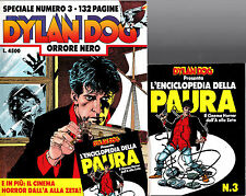 Dylan Dog Speciale N° 3 con allegato