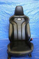 2016 16 BMW M4 COUPE OEM FACTORY RH PASSENGER FRONT SEAT ASSEMBLY F82 3.0L #1051