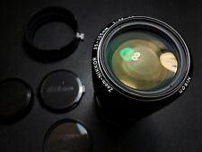 Nikon Nikkor 35-105mm f3.5-4.5 Lens I Nikon AIS mount