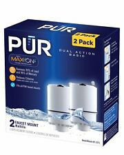 Pur Rf-3375 Dual Action replacement filters 2-pack, new in sealed box