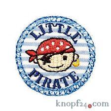 Applikation zum Aufbügeln Little Pirat  (#91647)