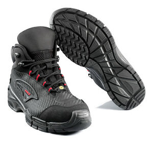MASCOT WORKWEAR PRESTON SAFETY BOOTS rrp £110 BRAND NEW IN BOX Size 6.5 & 7.0