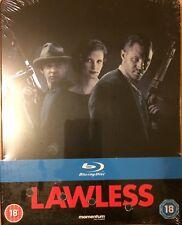 Lawless - UK Exclusive Blu-ray SteelBook. New & sealed