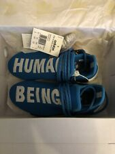 ADIDAS NMD x PHARELL HUMAN RACE BLUE SIZE US 6 Mens [BB0618] 100% AUTHENTIC VNDS