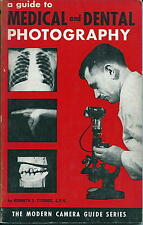 1959 Medical & Dental Photography Guide by Kenneth S Tydings