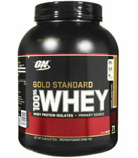 Optimum Nutrition Gold Standard 100% Whey Protein Powder, 5Lb - Double Rich Chocolate