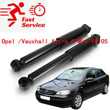 2x Rear Shock Absorbers Shockers Suspension For Opel /Vauxhall Astra G Mk4 98-05