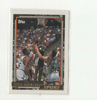 1992/93 Topps Gold David Robinson Parallel Card #277 SPURS HOF CENTER