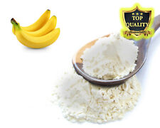 Dried Banana Fruit Powder - Juice Jelly Shakes Smoothies Ice Cream