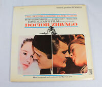 Doctor Zhivago -The Original Sound Track MGM Records ISE6ST Vinyl LP Stereo 1965