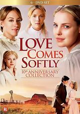 LOVE COMES SOFTLY : 6 Movie Collection   -  DVD - PAL Region 2 - Sealed