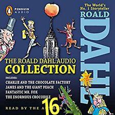 The Roald Dahl Audio Book CD Collection – 16 Classics Audiobook  By Roald Dahl