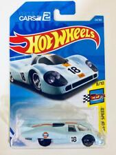 HOTWHEELS 2018 PORSCHE 917 LH ( HW LEGENDS OF SPEED ) - HOT