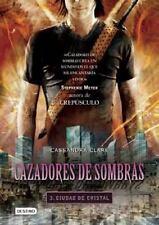 Cazadores de sombras 3, Ciudad de Cristal: City of Glass (Mortal Instruments)...