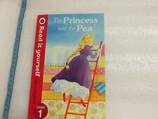LADYBIRD BOOK READ IT YOURSELF  LEVEL 1 PRINCESS AND THE PEA