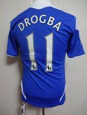 Chelsea #11 Drogba 100% Original Jersey Shirt 2011-2012 Home S Still NEW Rare