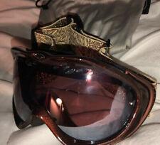 ❤️ Smith Optics Anthem Adult Ski Snowboard Bronze Gold Goggles