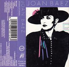 """K 7 AUDIO (TAPE) JOAN BAEZ  """"SPEAKING OF DREAMS"""""""