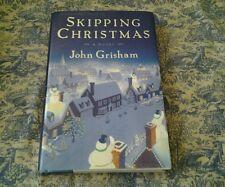 """Skipping Christmas"" John Grisham 2001 HARD COVER Modern Litature"