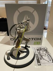 Official Overwatch Genji Statue - Limited Edition RARE Blizzard Exclusive