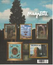 """Blaadje """"magritte."""