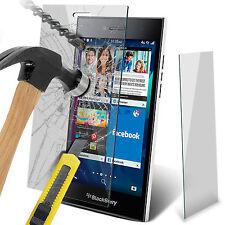 VETRO TEMPERATO ORIGINALE Premium Flim Proteggi Schermo per Blackberry LEAP