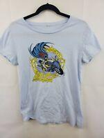Batgirl T-shirt Batman Robin vintage DC comics Gotham Women's S FREE SHIPPING