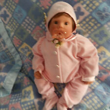 Lee Middleton My Baby Doll brown hair & eyes.Original Outfit Pacifier & hand Tag