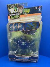 Ben 10 Ultimate Alien DNA Alien Heroes Humungousaur Action Figure [Ultimate]