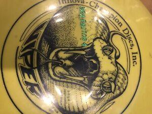 Innova Champion Disc Viper 168 Gr Dga Factor 4 Disc Golf Disc
