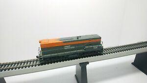 Athearn HO Train Custom Great Northern Baldwin S12 Slug/B Powered Locomotive