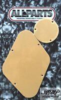 Backplate Creme pour cavité controle electro guitare style Gibson Les Paul Cream