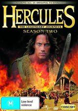 Hercules The Legendary Journeys Season 2 (DVD, 2010, 7-Disc Set) BRAND NEW