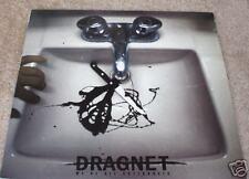 DRAGNET We're All Cutthroats LP BRUTAL PUNK METAL RARE