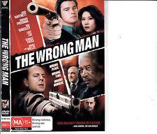 The Wrong man-2006-Josh Hartnett-Movie-DVD