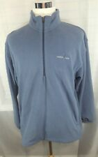 Men's Nike Therma-Fit Fleece Front Zip Fleece Sz Large Prairie Dunes Golf Euc