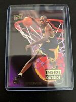 1993-94 Fleer Ultra Inside Out Insert Latrell Sprewell #8 of 10 GEM MINT!