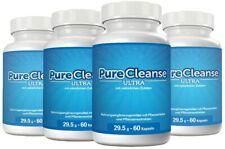 4 x Pure Cleanse Ultra Inhalt: 240 Kapseln  PureCleanse Ultra BLITZVERSAND