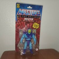 Masters of the Universe ~ VINTAGE-STYLE SKELETOR ACTION FIGURE ~ MOTU SUPER 7