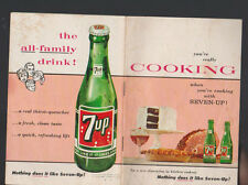 You're Really Cooking When You're Cooking With Seven-Up 7-Up 1957