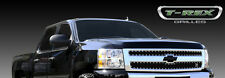 T-REX X-Metal Series Grille 2 Piece 07-13 Chevrolet Silverado 1500 6711101 Black
